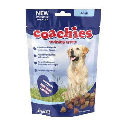 Picture of COACHIES DOG TRAIN TREAT BF/LB