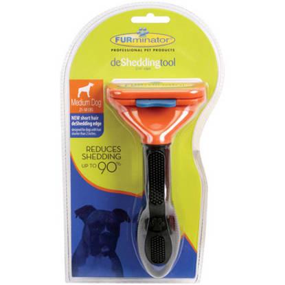 Picture of FURminator Dog Medium Short Hair