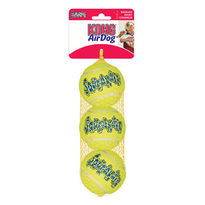 Picture of Kong - Air Tennis Squeeker Ball - pack of 3