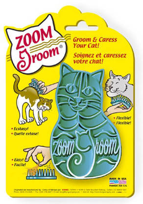 Picture of Kong Zoomgroom Cat Brush