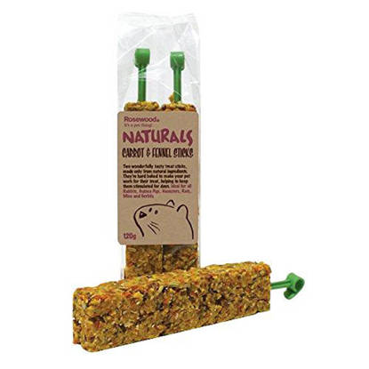 Picture of Naturals - Carrot/fennnel stick