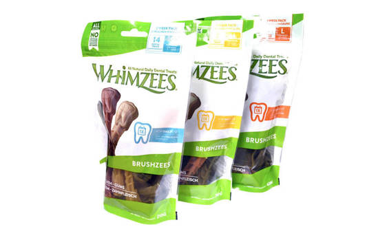 Picture of Whimzees ® Brushzees ® Value Pack Small