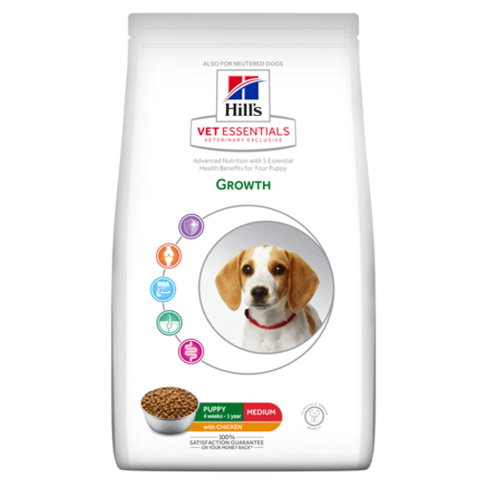 Picture of Hills VetEssentials Canine Puppy 10kg