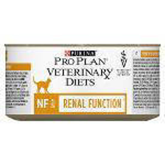 Picture of Purina PVD NF Feline 24 x 195g Tins